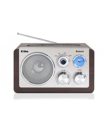 Radio BAŻANT USB kolor ciemny