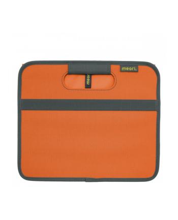Skrzyneczka klasyczna, rozkładana, wielofunkcyjna, rozmiar S, mandarynkowy pomarańcz