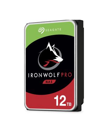 IronWolf Pro 12 TB 3,5'' ST12000NE0007