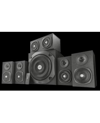 Vigor 5.1 Surround Speaker System for pc - black