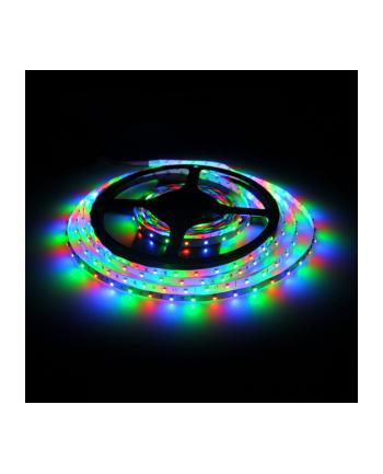 Taśma LED 5m IP22 8mm 4.8W/m 12V 60szt/m SMD3528 RGB