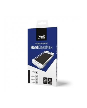 HardGlass MAX Samsung S8 Plus G955 czarny szkło hartowane fullscreen 9h