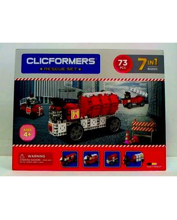 Klocki CLICFORMERS 70el Straż Pożarna