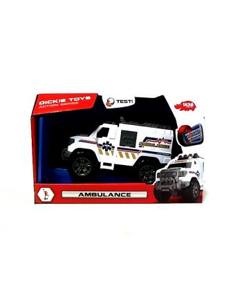 Action Serie Karetka 20cm DICKIE