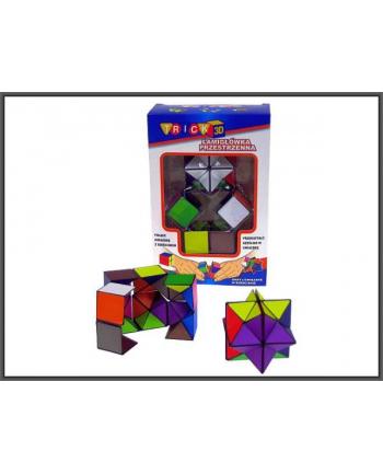 Łamigłówka przestrzenna Trick 3D w pud. HIPO