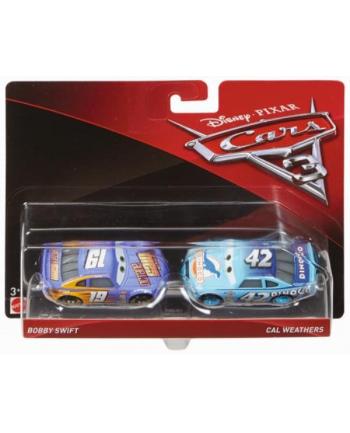 CR Auta 3 dwupak DXV99 p12 MATTEL