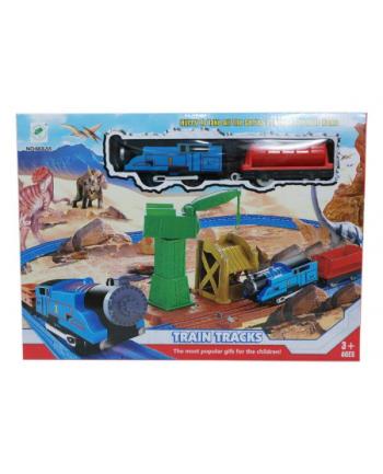 Kolejka Malucha Dinosaur World pak15/30