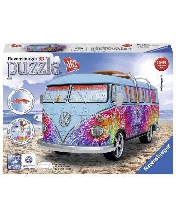 Puzzle 3D 162el VW Bus T1 Indian Summer 125272 RAVENSBURGER