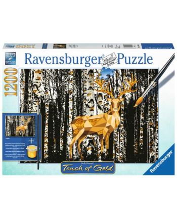 Puzzle 1200el Jeleń w Birkenwald 199365 RAVENSBURGER