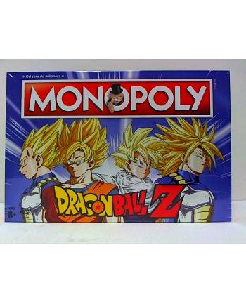 Monopoly - Dragonball Z Poland 003001 WINNING MOVES
