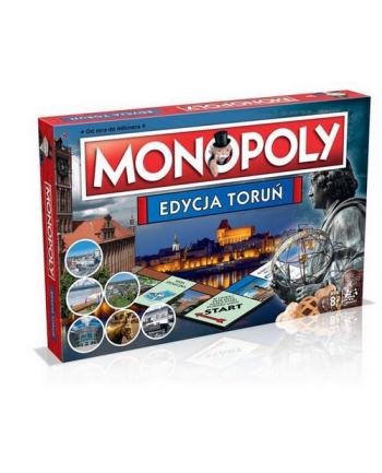 Monopoly - Toruń City WINNING MOVES