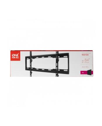 Uchwyt TV płaski 32-84' udźwig 100kg VESA od 100x100 do 600x400