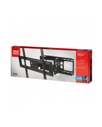 Obrotowy uchwyt TV 32-84' 60kg VESA od 200x200 do 600x400 kompatybilny z zakrzywionymi ekranami