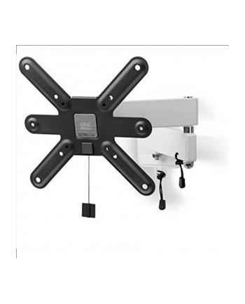 Uchwyt TV Ultra Slim 13-42' udźwig 25kg 180 stopni rotacji VESA od 75x75 do 200x200