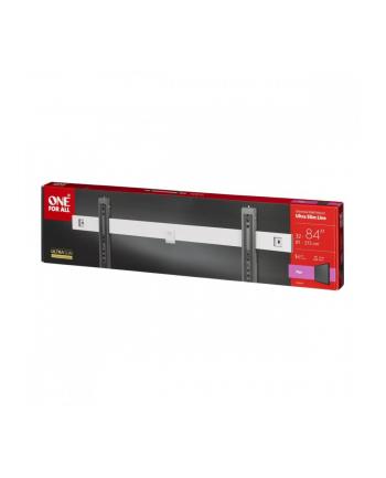 Uchwyt TV Ultra Slim 32-84' 80kg VESA od 100x100 do 600x400