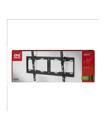 Uchwyt TV WM4621 32''-84'' VESA od 100x100 do 600x400, 100kg, 25mm