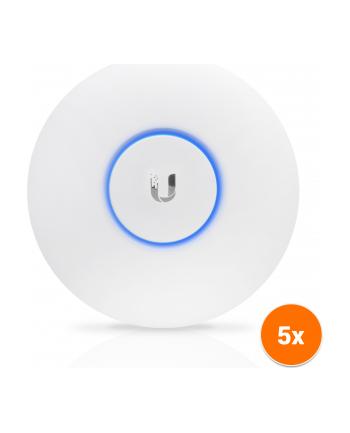 Ubiquiti UniFi UAP-AC-Lite-5 AC-Lite 5-Pack Bezprzewodowy punkt dostępowy (AP MIMO 5szt.)