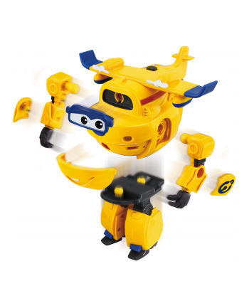 SUPER WINGS 710320 Samolot - Robot z dźwiękiem