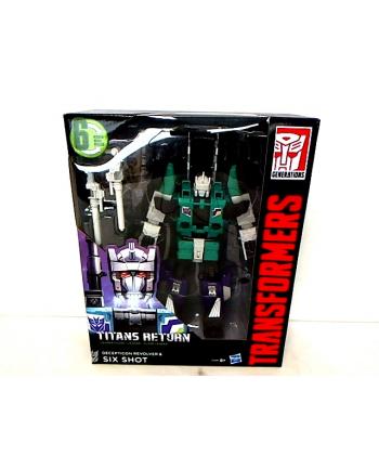 Transformers Generations Titans Return Leader B7997 HASBRO