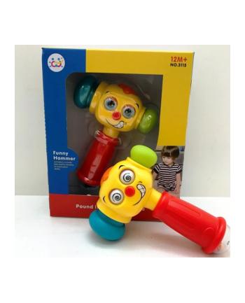 Zabawka młotek PIEROT