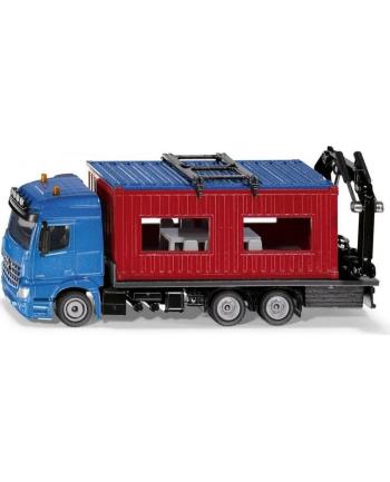 SIKU 3556 Ciężarówka z kontenerem