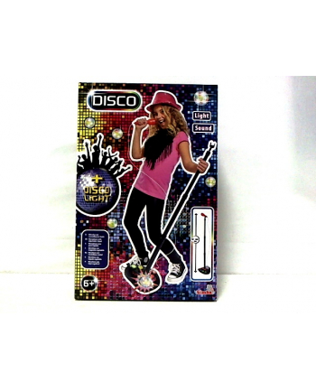 MMW Disco Mikrofon na stojaku SIMBA