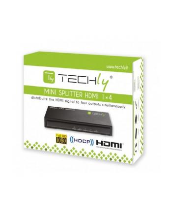 Splitter HDMI 1/4 3D 165MHz, 1 wejście/4 wyjścia