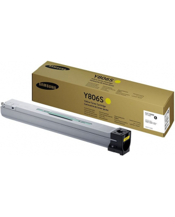 Samsung CLT-Y806S Yellow Toner Cartridge