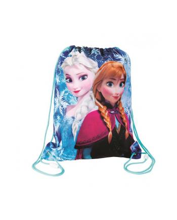 Frozen worek na sznurkach