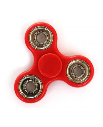 Spintop – Fidget Spinner 90 sek. Czerwony
