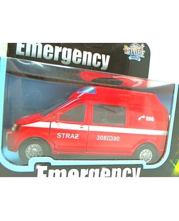 Straż pożarna Van HKG026