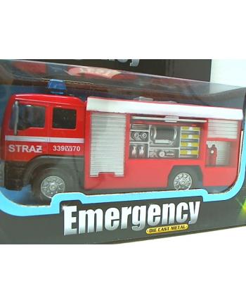 Straż pożarna HKG034