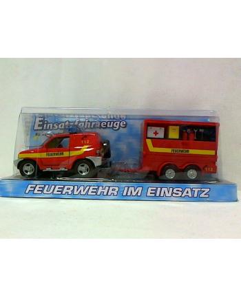 Straż pożarna z przyczepą 521565