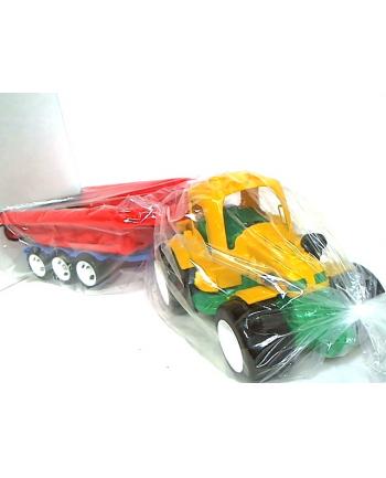 Traktor z przyczepą 70150