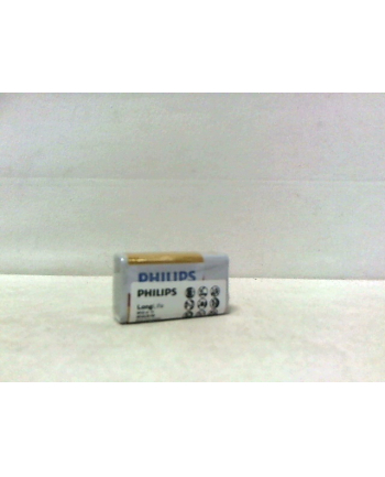 Bateria PHILIPS 9V 6F22