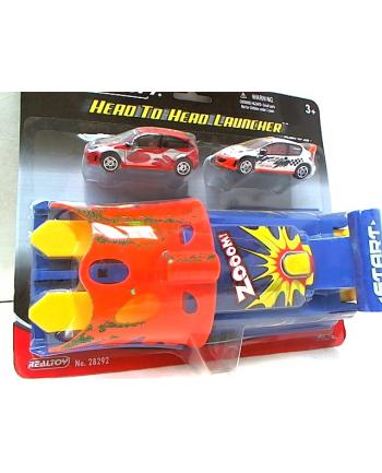 Wyrzutnia samochodów/2 autka 28292