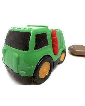 Autko plastikowe z kluczykiem HMT031