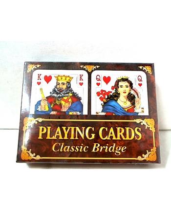 Karty do gry - komplet brydż 04799
