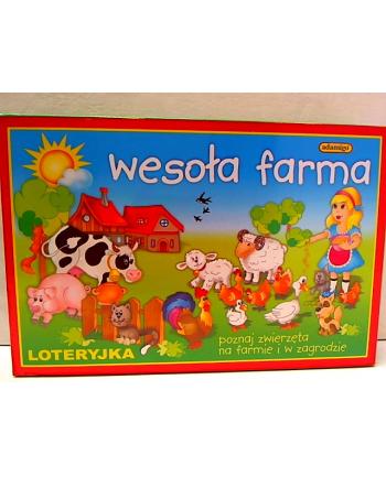Wesoła farma loteryjka obrazkowa 07059