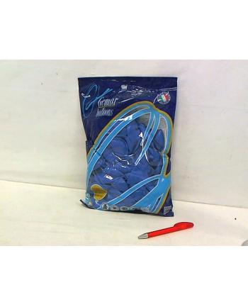 Balon G90 pastel 10''-niebieski/100 szt. G90/NI/10