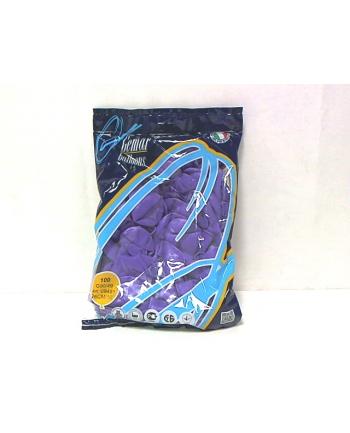 Balon G90 pastel 10''-lawendowy/100 szt. G90/LA/49