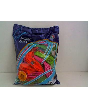 Balon pastel piłka z nadr.Lux-50szt GPBD1/ASL50