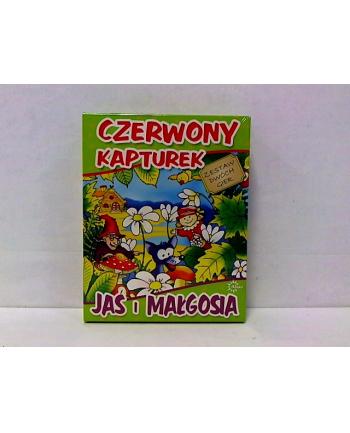 Czerwony Kapturek - Jaś i Małgosia AB 72915