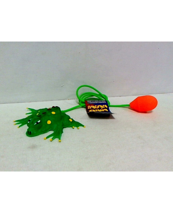 Zabawka skacząca żaba 108a
