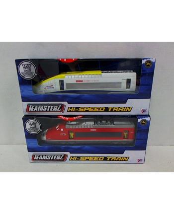 Pociąg ze światłem i dźwiękiem 12szt/disp 1370061