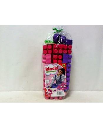 Klocki maxi zestaw malutki dla dziewczynki 01776