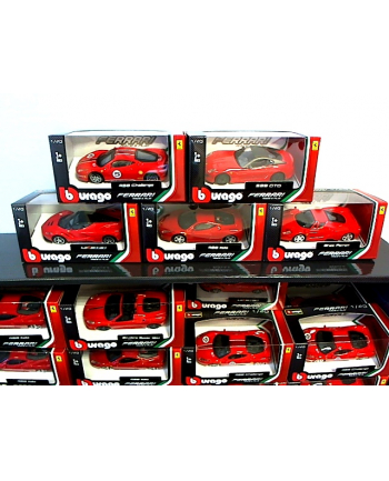 BBU 1:43 Ferrari race&play 36100 36000