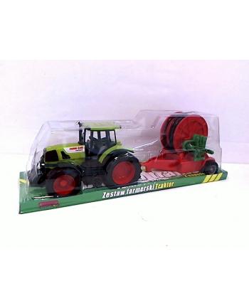 Traktor z maszyną rolniczą G030176