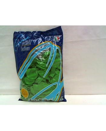 Balon G90 pastel 10''-zielony 100szt. G90/12