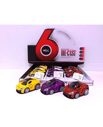 Auto sportowe Funny 12 cm HXFC04